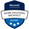 Microsoft Azure Architect Technologies