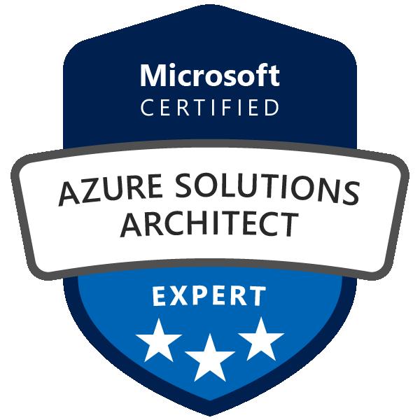 Microsoft Azure Architect Technologies